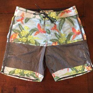 Billabong Swim Board Shorts - Tropical